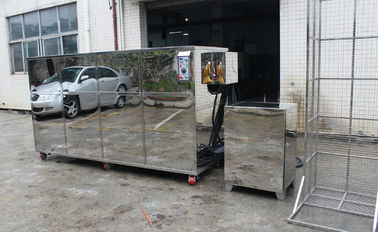 36KW Heating Power Ultrasonic Cleaning Equipment For Marine Parts Cleaning