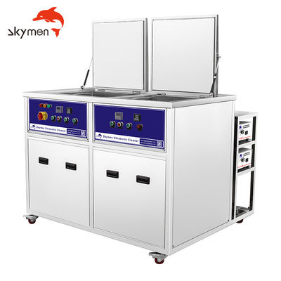 SUS304 360L Double Tank Ultrasonic Cleaner For Turbine Fuel Nozzle
