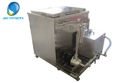 Professional Ultrasonic Cleaning Machine For Auto Part Radiator Oil Pump